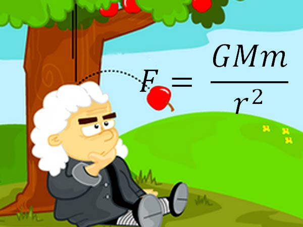 牛顿和他的力学定律